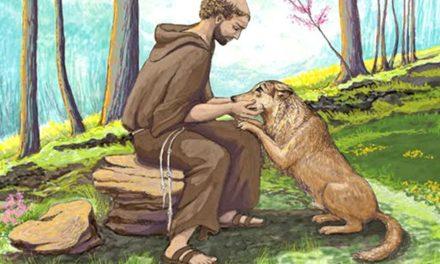 Assissi Szent Ferenc, az állatok védőszentje