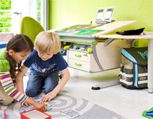 Gyermekszoba berendezés: Iskolakezdés