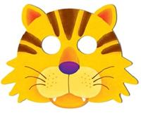 Tigris álarc
