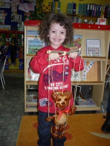 Marionett bábukészítő verseny a Csillagvár Óvodában