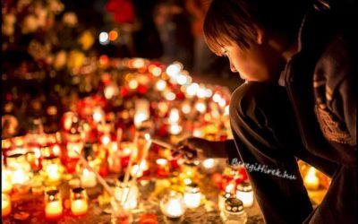 5+1 ok, hogy miért megyünk minden évben együtt a gyermekeinkkel a temetőbe…