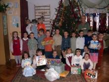 Karácsonyi készülődés a makói Újvárosi Óvodában