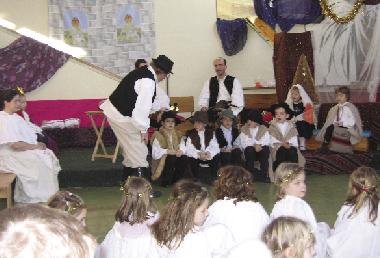 Adventi készülődés a KIMBI óvodában