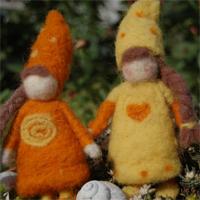 Őszi óvodai játékok leírása