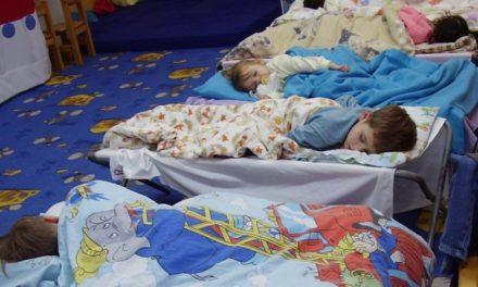 Óvodai alvás – Álomtündérek a Pipitér Óvodába