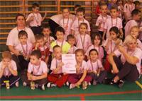 Sportversenyen vettünk részt!