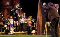 Színházban – óvodásokkal