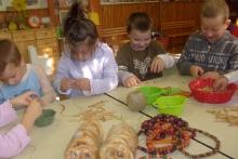 Szüreti népszokások és az őszi ünnepkör néphagyományai a tési óvodában