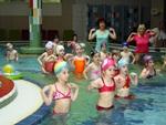 Óvodásaink úszásoktatása