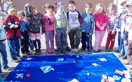 A víz világnapja a Patakparti Óvodában