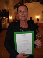 Bonis Bona díjat nyert egy MÁV ovis óvodapedagógus