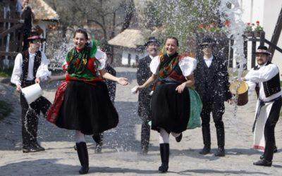 A húsvéti ünnepkör népi hagyományai