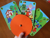 Kártytartó készítése – kicsik számára