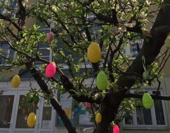Húsvéti készülődés a Hétszínvirág Óvodában