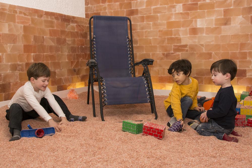 sóterápia gyerekeknek